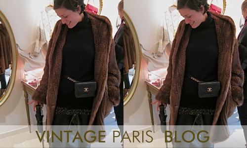 VINTAGE PARIS BLOG