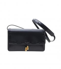HERMES VINTAGE NAVY SHOULDER BAG
