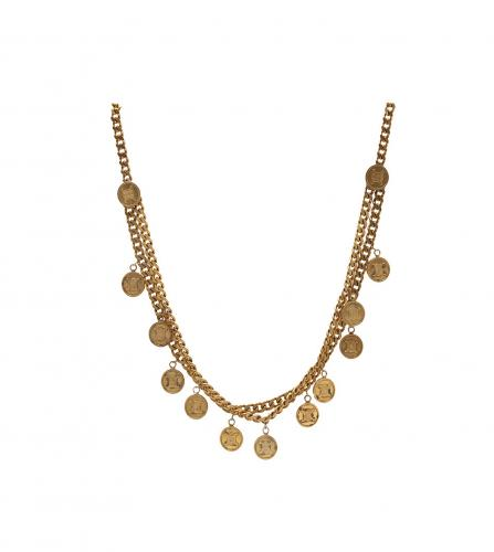 CELINE LONG NECKLACE