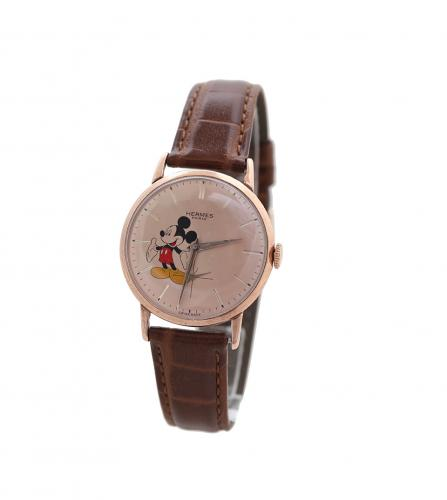 HERMES VINTAGE MICKEY MOUSE WATCH