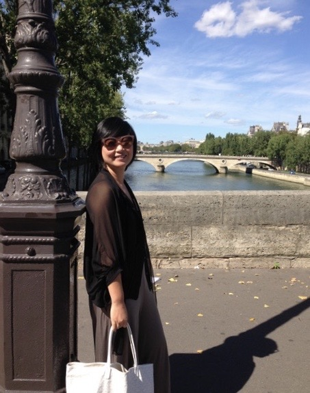 Our Expert Fashion Buyer YUKIKO at ILE SAINT-LOUIS