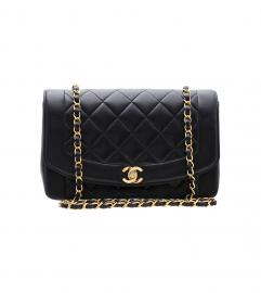 CHANEL VINTAGE DIANA FLAP BAG