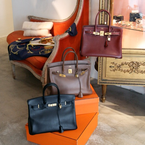 Discover our Hermes Birkin Bags at VINTAGE PARIS Stores