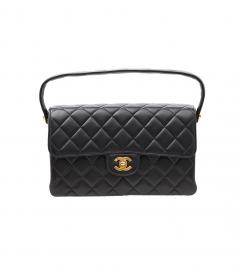 CHANEL VINTAGE DOUBLE FACE HANDBAG