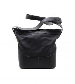 LOEWE BLACK BALLOON SHOULDER BAG