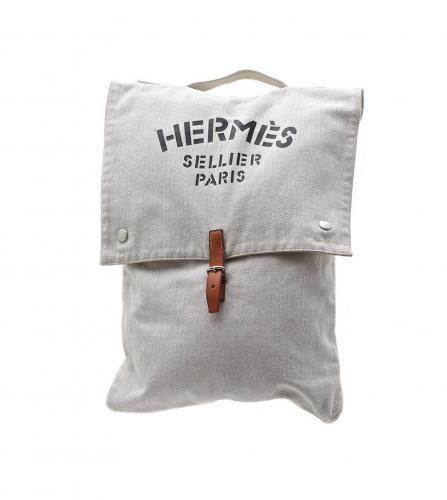 f1aa5966af79 HERMES VINTAGE SELLIER BAG