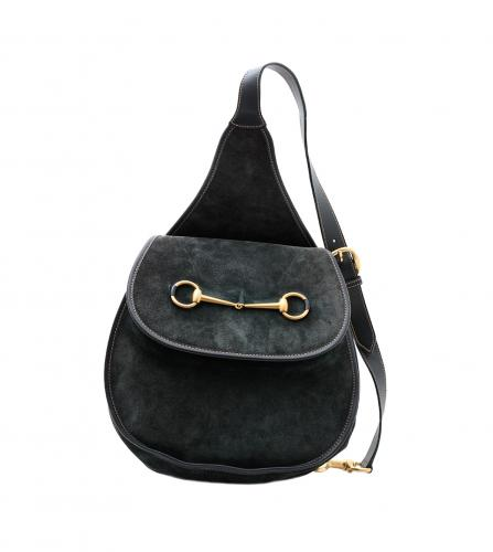 GUCCI VINTAGE ONE SHOULDER BACKPACK