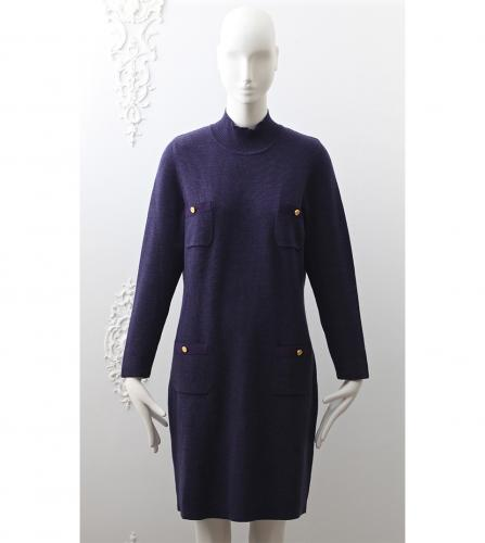 FERRAGAMO KNIT DRESS