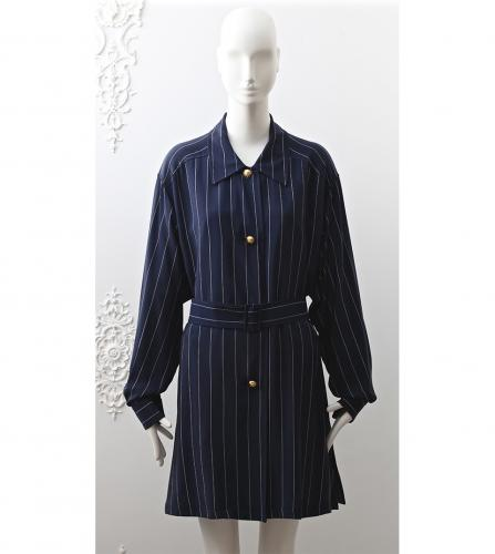 FERRAGAMO SHIRT DRESS