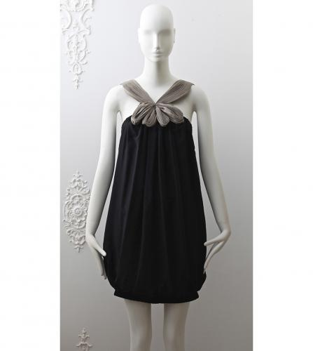 LANVIN BLACK DRESS