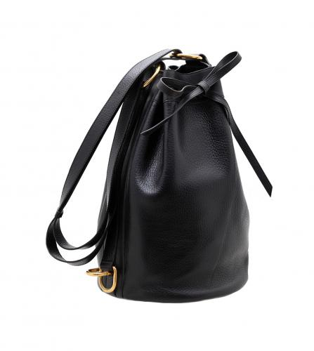 DELVAUX DRAWSTRING BAG