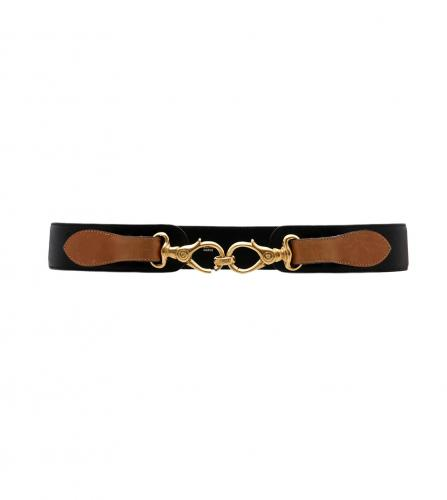 CELINE VINTAGE LATHER BELT