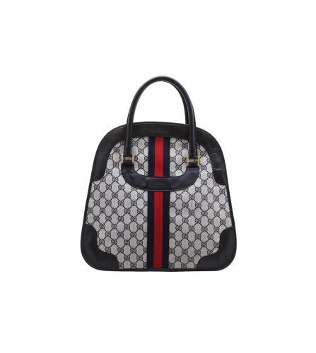 GUCCI VINTAGE MONOGRAM HAND BAG