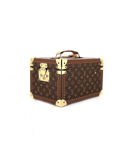 LOUIS VUITTON VANITY BOX BAG