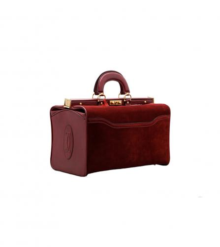 CARTIER VINTAGE DOCTORS BAG