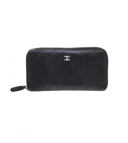 CHANEL VINTAGE LONG WALLET