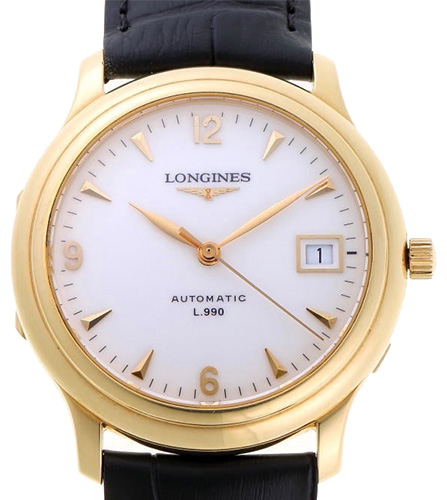 LONGINES TWIN BARRE WATCH