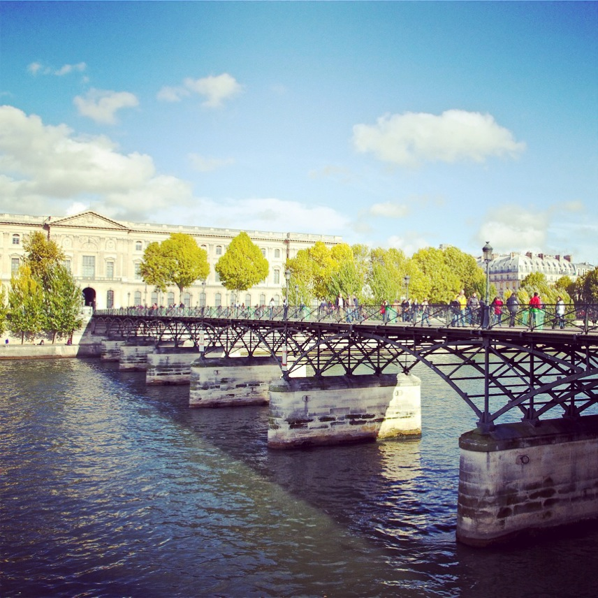 THE PONTS DES ARTS