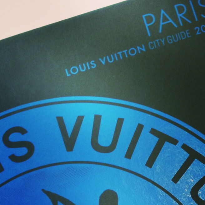 LOUIS VUITTON LOVE VINTAGE PARIS
