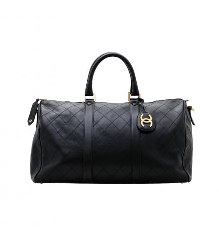 CHANEL VINTAGE BOSTON BAG
