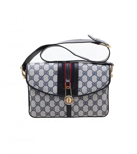 GUCCI VINTAGE GG MONOGRAM SHOULDER