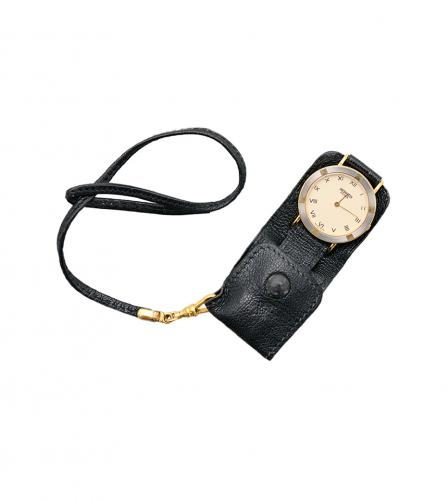 HERMES BAG STRAP WATCH