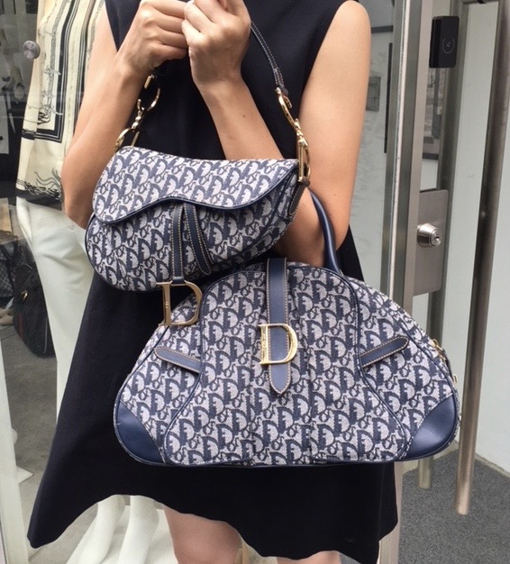 DIOR SADDLE BAG IS BACK !