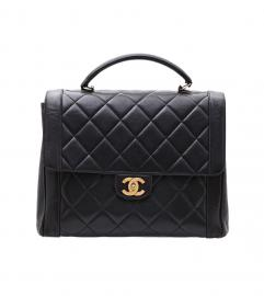 CHANEL VINTAGE CC KELLY BAG