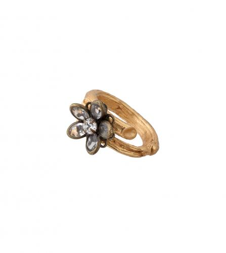 CHANEL FLOWER RING
