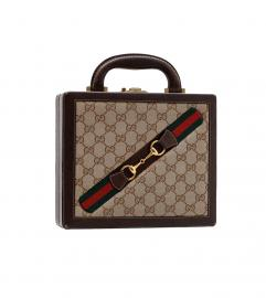 GUCCI MINI ATTACHE CASE