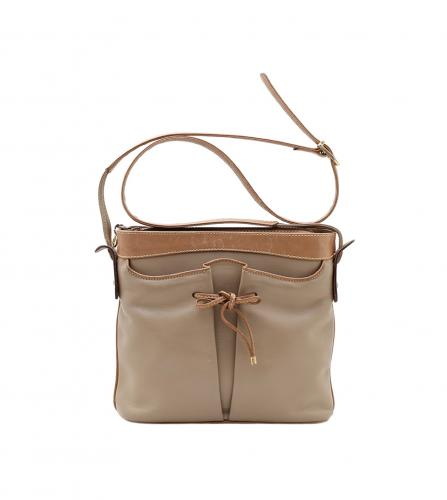 CELINE BEIGE SHOULDER BAG