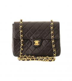 CHANEL VINTAGE 20cm SHOULDER