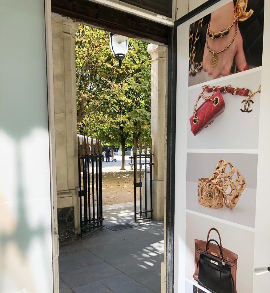 NEW STORE OPENING SOON IN ' PALAIS ROYAL '