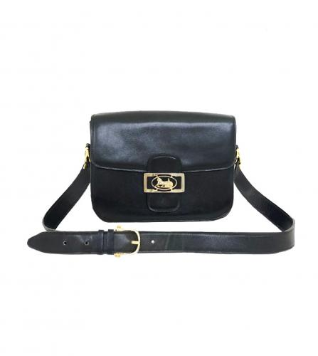 CELINE HORSE CLASSIC FLAP SHOULDER BAG