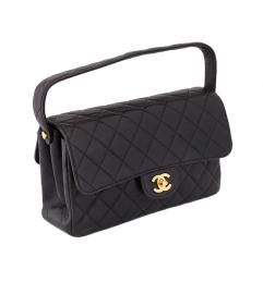 CHANEL VINTAGE 2.55 DOUBLE FACE HAND BAG
