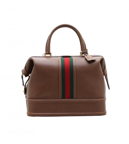 GUCCI VINTAGE DOCTOR'S BAG / VANITY