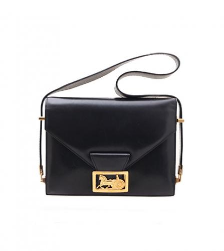 CELINE HORSE CARRIAGE buckle SHOULDER