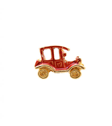 ANTIQUE CAR MINI BROOCH