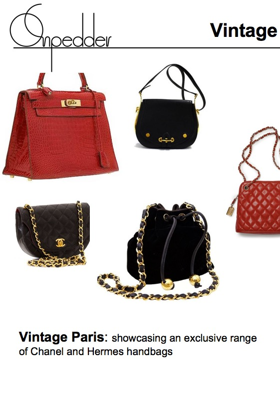 Vintage Paris started in Hong Kong in 2010