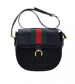 GUCCI BLACK CHERRY LINE SHOULDER